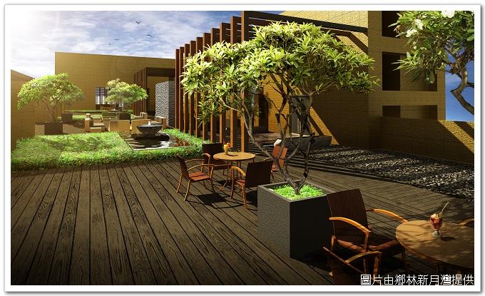 0815-屋頂景觀中庭-3