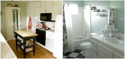 kitchen/bath
