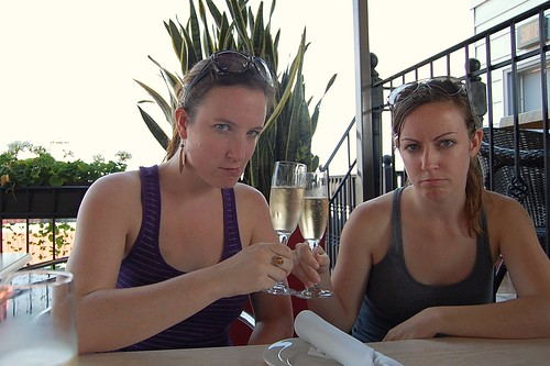 Afternoon drinking = VERY SERIOUS