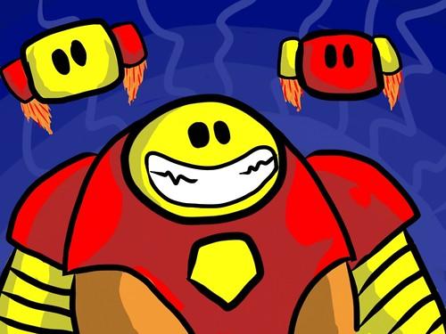 Iron Smiley