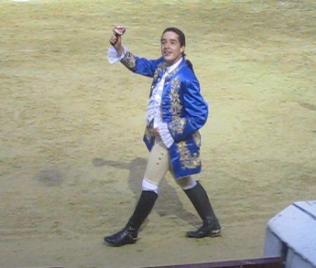 José Miguel Gonzalez (Rejoneador)