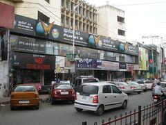 Bangalore Street Scene