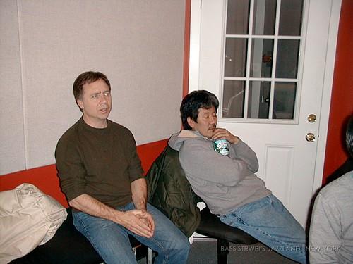 studio recording 003S