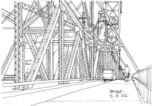 Portland, Hawthorne Bridge
