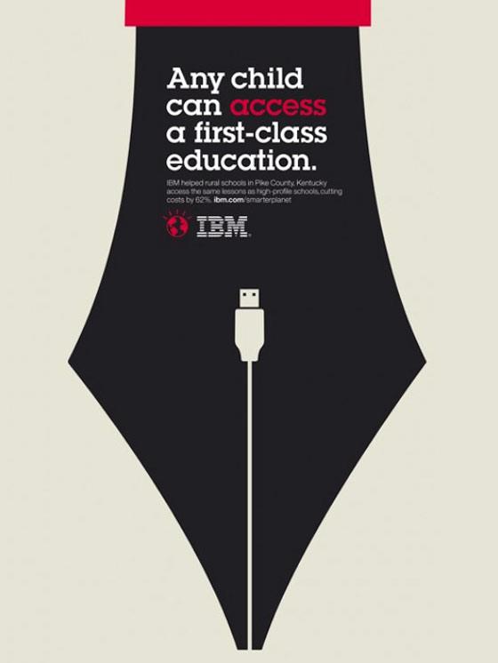 posters para IBM