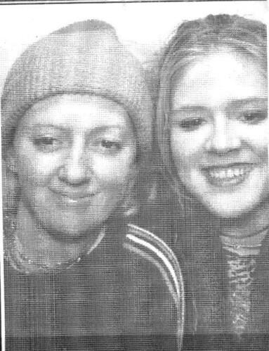 Mary and I