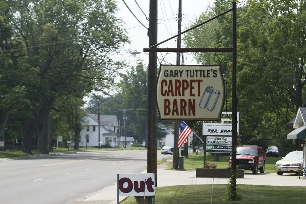 Conneaut: Gary Tuttle's Carpet Barn