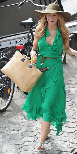 where blake lively fendi bag