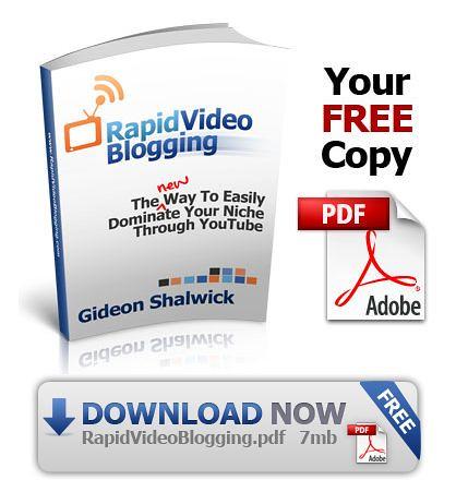 RapidVideoBlogging
