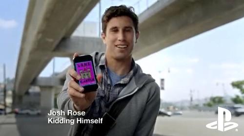 Apple iPhone VS SONY PSP (video)