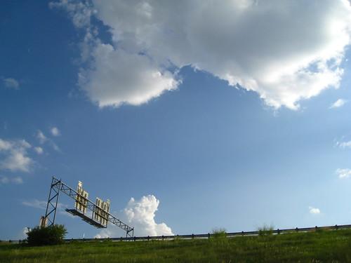 Blue Sky & Highway
