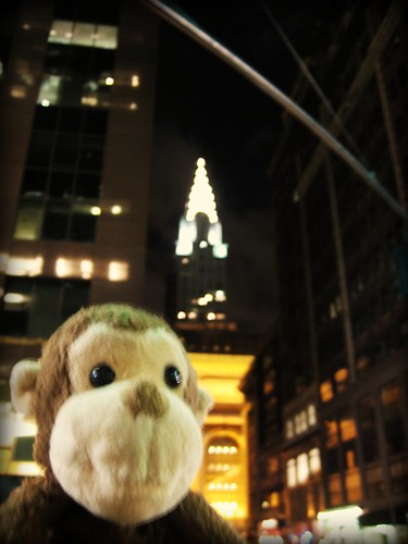 Munkie + Chrysler Building