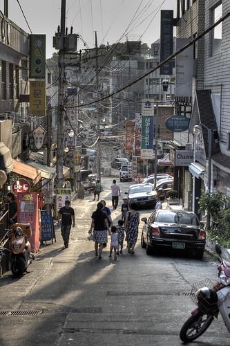 Street HDR