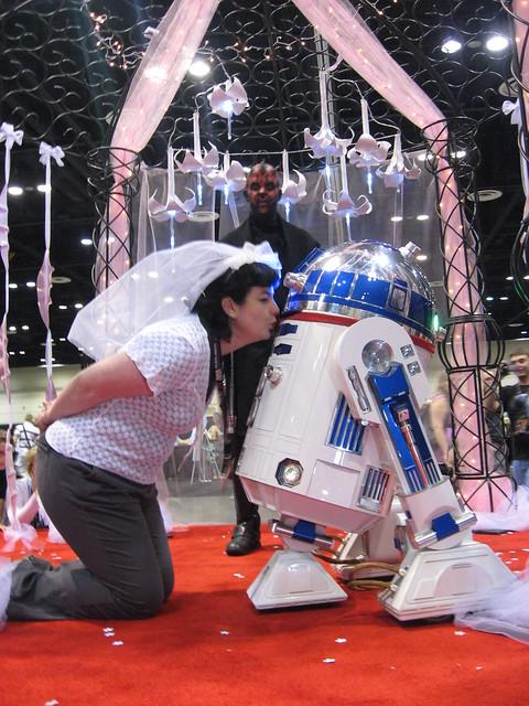 Celebration V - My R2-D2 Wedding