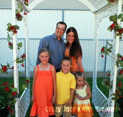 Freston Family 7.23.10