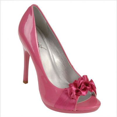 Pink Carlos shoe