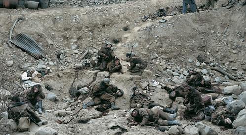Jeff Wall, Dead Troops Talk, 1992