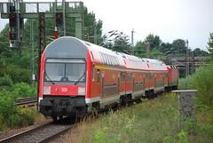 S-Bahn Halle (xrispixels) Tags: train germany de deutschland suburban an db german sbahn der bahn railways allemagne halle fer duitsland rer deutsche spoorwegen saale duitse chemins suburbain allemands vorortbahn voorstadstrein