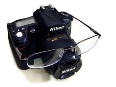 """Nuevas lentes para la Nikon D90"" (Marcelo Savoini) Tags: new glass canon is nikon lente nueva d90 a720 sb900"