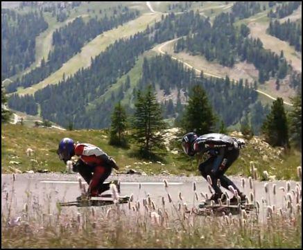 euro downhill