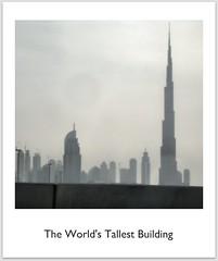 No Comparison (++ i ++) Tags: building silhouette skyline uae khalifa worlds comparison burj tallest