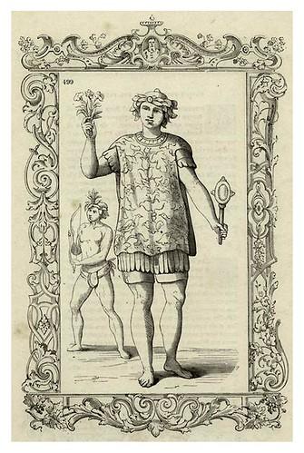 017-Joven mexicano siglo XVI-Habiti antichi et moderni di tutto il mundo- Cesare Vecellio