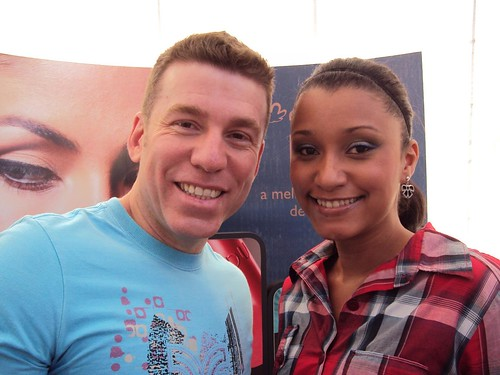 Marcos Costa e  eu