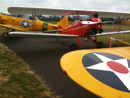 Pearson Air Museum Airplane