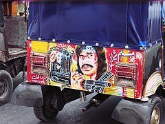 Gun (Najeeb01) Tags: peshawar rickshawart pashtofilm