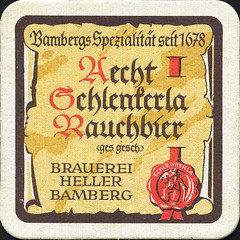 ephemera - Schlenkerla Rauchbier beer mat (Jassy-50) Tags: beer germany bamberg ephemera brewery beermat bier coaster deckel bierdeckel brauerei schlenkerla breweriana smokebeer brauereiheller bavaria2008 rachbier