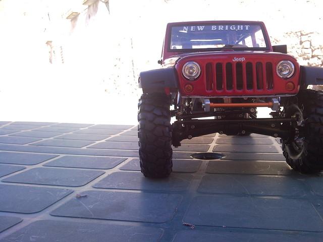 Jeep JK Blue HEMI 4913951498_876c5d64a0_z