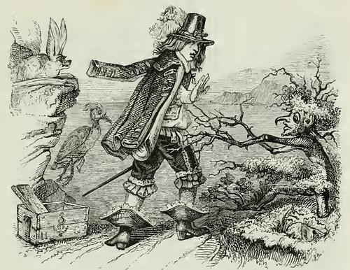 Vespertilio, Mergus et Rubus