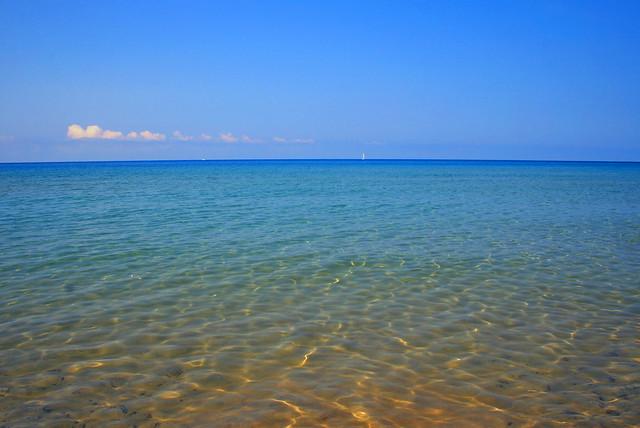 Foto mare e spiaggia Costiera Cilentana