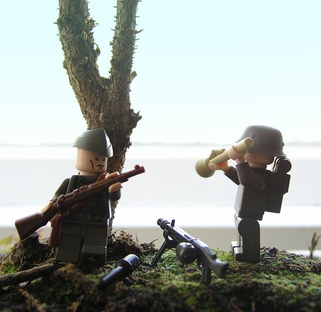"""""""Panzerfaust Attacke"""""""