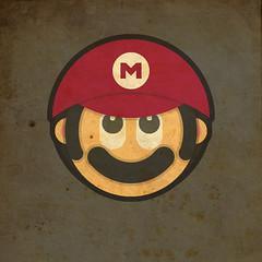 Todos Personagens de Mario Bros Cartoonizado