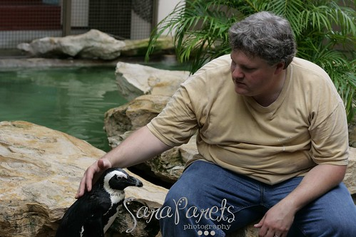 Matt & penguins