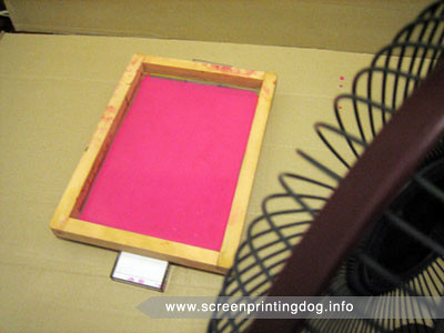 12 screen printing tutorial laydry