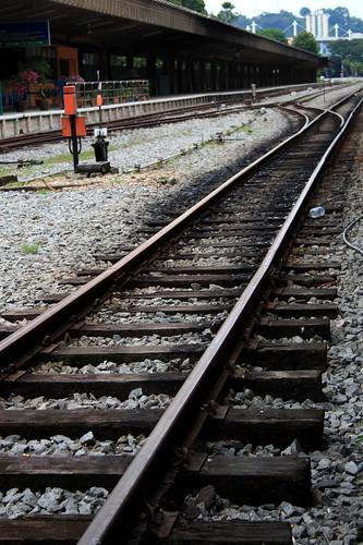 Tanjong Pagar Railway Station - Track