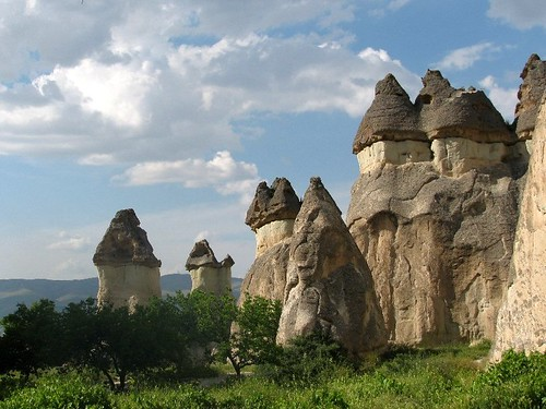 Cappadocia Turkey Fairy Chimneys