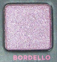 urban decay NYC Book of shadows vol.III Bordello
