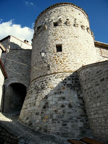 La torre circolare