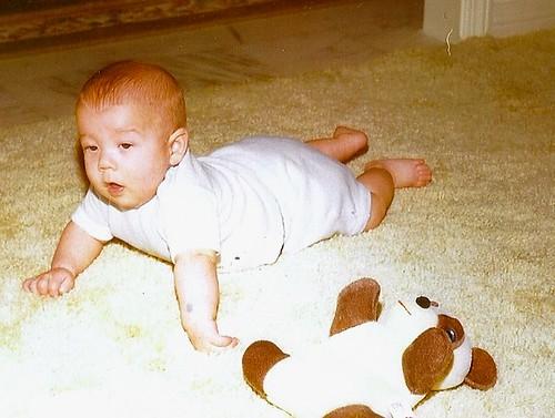 Robert crawling