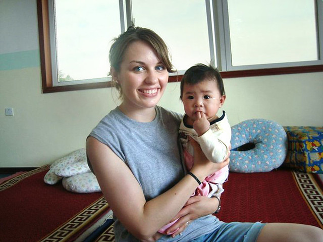 Reagan and Carissa - Mission Trip 710 BLOG