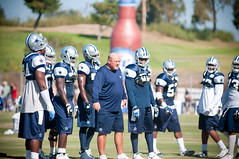 Dallas Cowboys Training