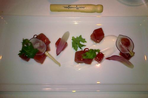 Tartare Of Japanese Bluefin Tuna