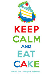 Keep Calm and Eat Cake  t shirt graphic (birdarts) Tags: cakes weddingcake sweets frosting whitetshirt cakelove printedtshirt ilovecake keepcalmandcarryon tshirtsgraphics andibird bakerytshirt