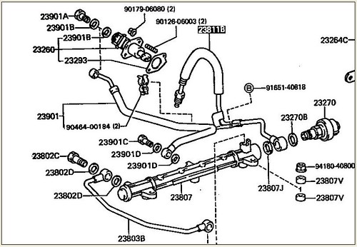 4926371367_95fe05285c 1992 4runner 3 0 fuel line issue yotatech forums toyota fuel line at mifinder.co