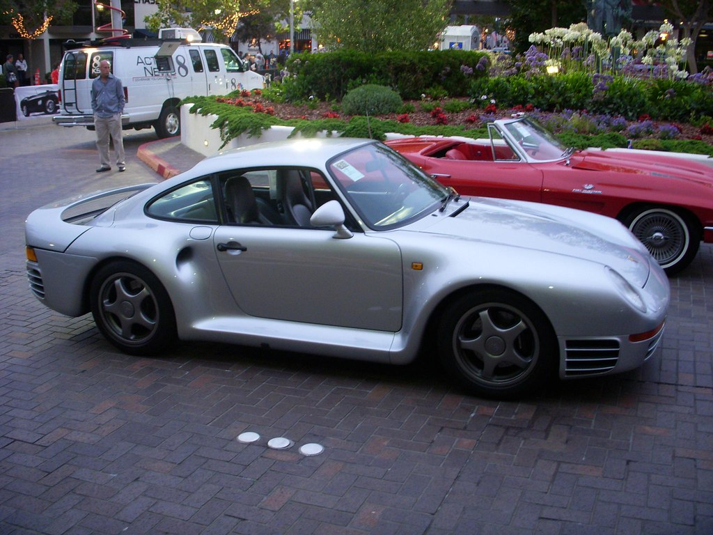 """1988 Porsche 959 """"Komfort"""" - RM Auctions"""