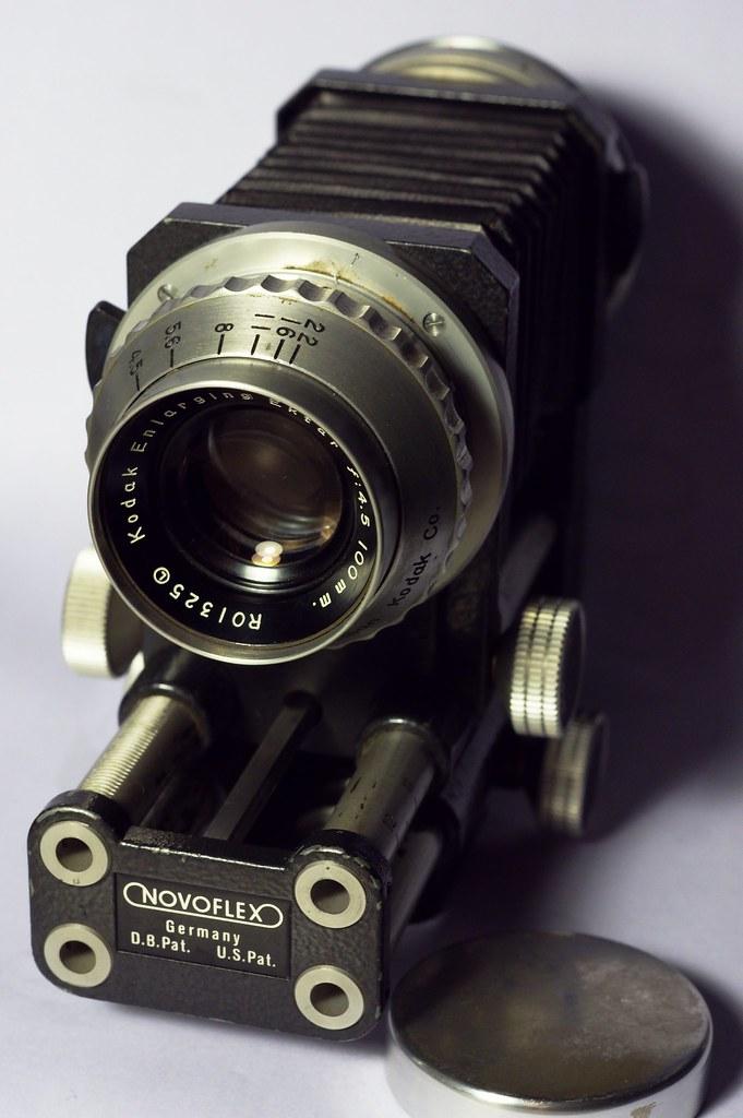 Kodak Enlarging Ektar f4.5 100mm