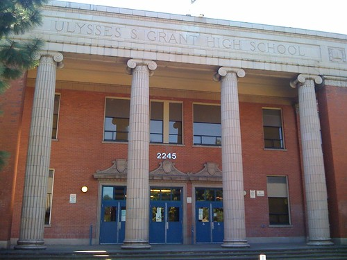 Grant High School Portland, Oregon
